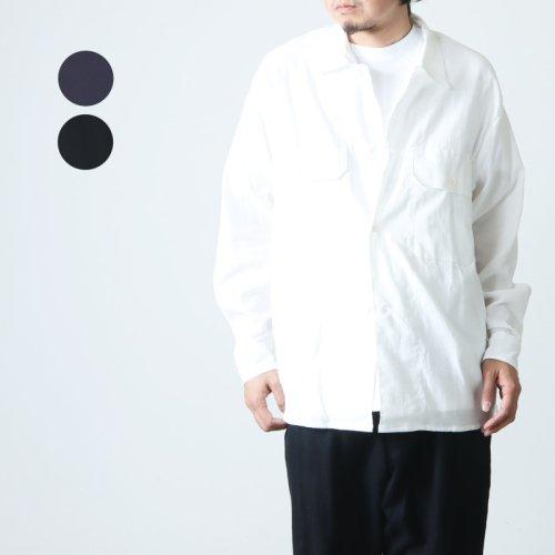 COMOLI (コモリ) コモリ ショートスリーブシャツ