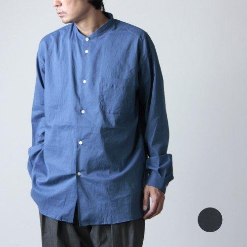 weac. (ウィーク) 極チビ衿ゆったりシャツ