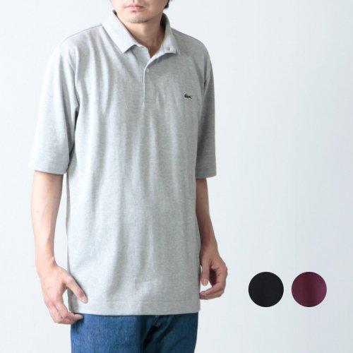 LACOSTE (ラコステ) shirt ビッグシルエットポロシャツ