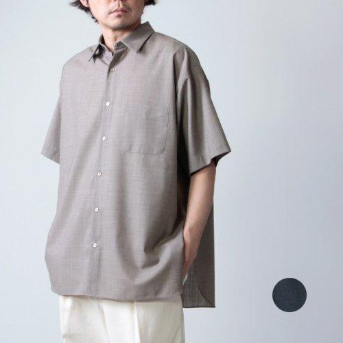[THANK SOLD] MARKAWARE (マーカウェア) COMFORT FIT SHIRT S/S / コンフォートフィットシャツ ショートスリーブ