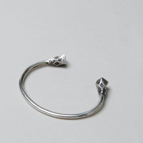 Touareg Silver (トゥアレグシルバー) Bangle 01 / バングル01