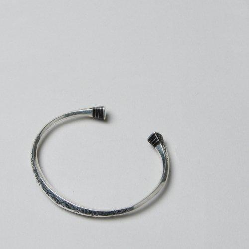 Touareg Silver (トゥアレグシルバー) Bangle 02 / バングル02