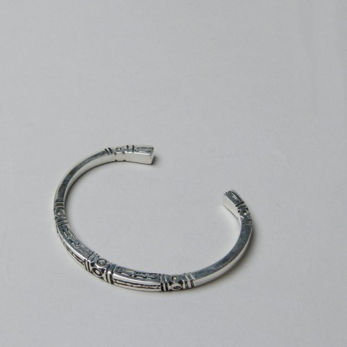 Touareg Silver (トゥアレグシルバー) Bangle 03 / バングル03
