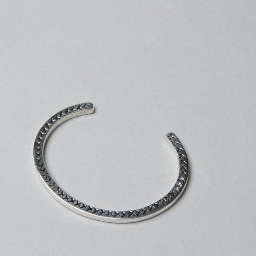 Touareg Silver (トゥアレグシルバー) Bangle 04 / バングル04