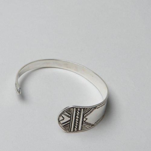 Touareg Silver (トゥアレグシルバー) Bangle 06 / バングル06
