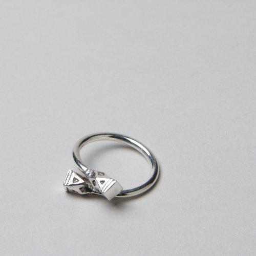 Touareg Silver (トゥアレグシルバー) Ring 01 / リング01