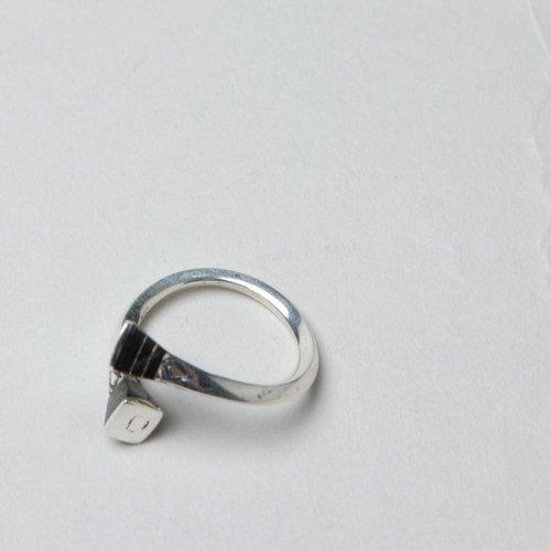 Touareg Silver (トゥアレグシルバー) Ring 02 / リング02