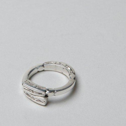 Touareg Silver (トゥアレグシルバー) Ring 03 / リング03