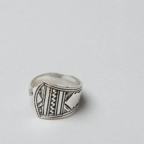 Touareg Silver (トゥアレグシルバー) Ring 06 / リング06