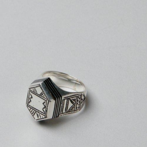 Touareg Silver (トゥアレグシルバー) Ring 15 / リング15