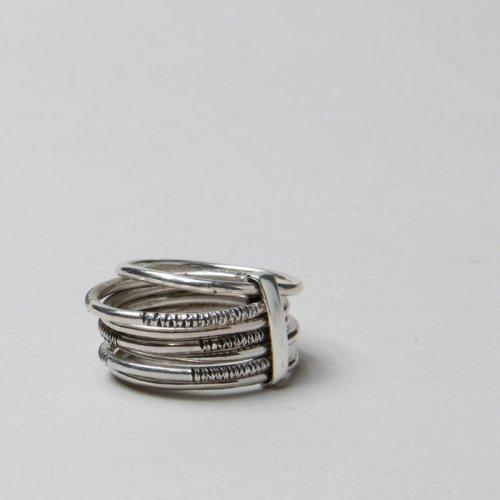 Touareg Silver (トゥアレグシルバー) Ring 10 / リング10