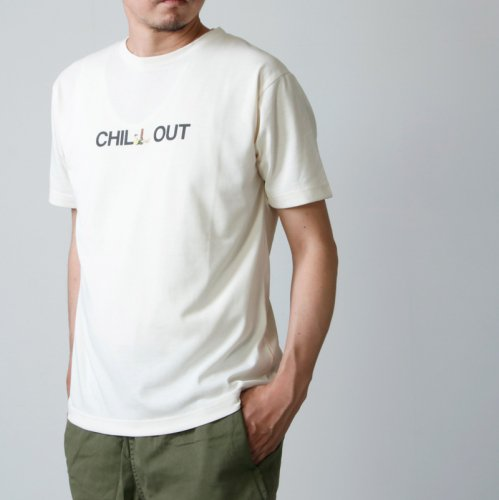 THE NORTH FACE (ザノースフェイス) S/S CHILL OUT TEE / ショートスリーブチルアウトT
