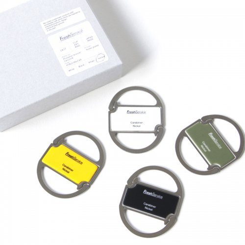 Fresh Service (フレッシュサービス) Key Holder / キーホルダー