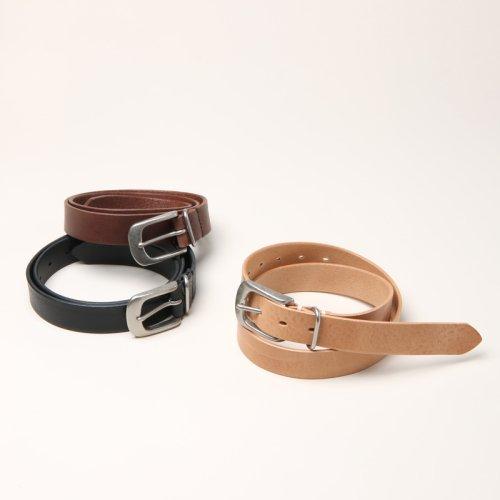 Hender Scheme (エンダースキーマ) shrink shoulder belt / シュリンクショルダーベルト