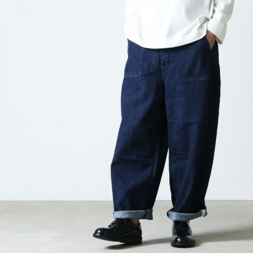 Ordinary Fits (オーディナリーフィッツ) JAMES PANTS OW / ジェームズパンツ ワンウォッシュ