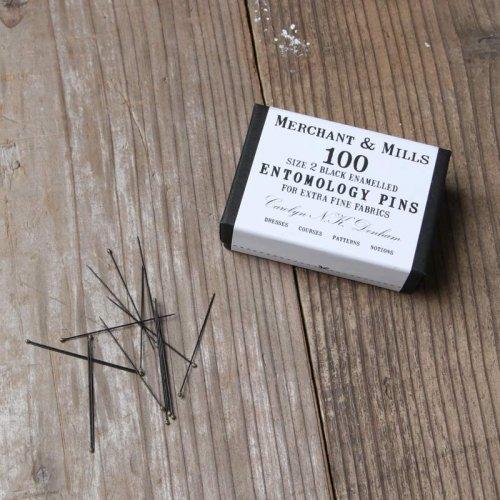 Merchant&Mills (マーチャン&ミルズ) Entomology Pins
