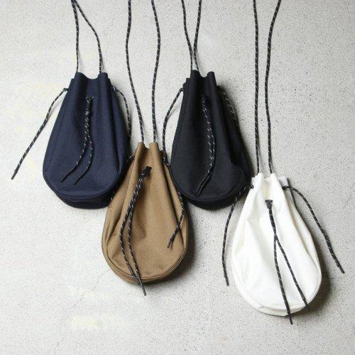 吉岡衣料店 (ヨシオカイリョウテン) Drawstringbag -L- / ショルダーバッグ