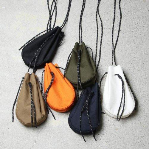 吉岡衣料店 (ヨシオカイリョウテン) Drawstringbag -S- / ショルダーバッグ