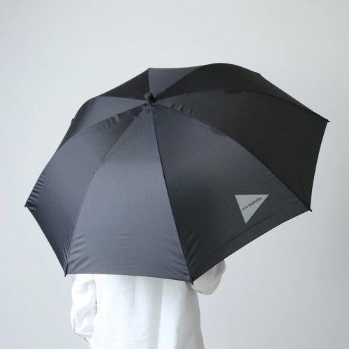 and wander (アンドワンダー) and wander EuroSCHIRM umbrella / アンドワンダー ユーロシルム アンブレラ
