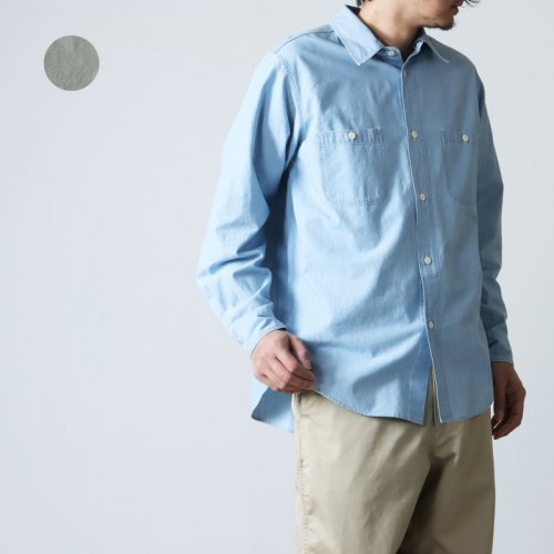 MARKAWARE (マーカウェア) TENT SHIRT / テントシャツ