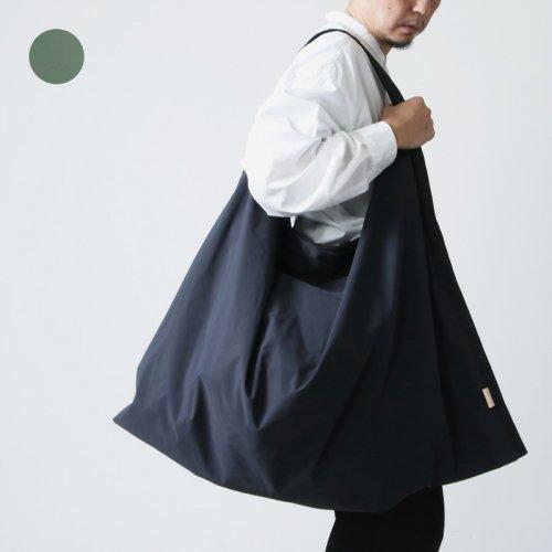 Hender Scheme (エンダースキーマ) origami bag big 3 layer nylon / オリガミバッグ ビッグ