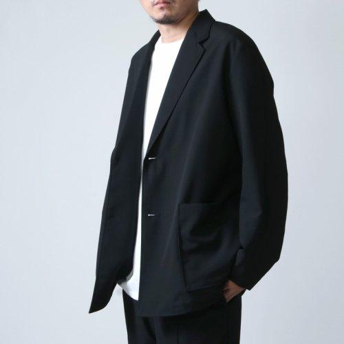 08sircus (ゼロエイトサーカス) High count poplin jacket / ハイカウントポプリンジャケット