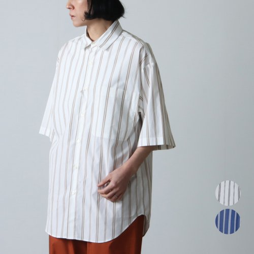 nicholson and nicholson (ニコルソンアンドニコルソン) Vネックシャツ SALLY