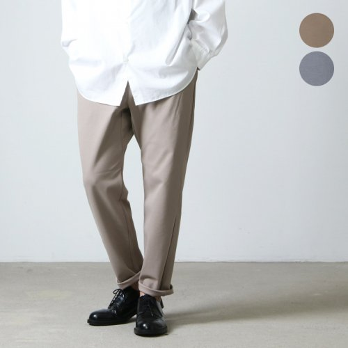 CURLY (カーリー) BROMLEY EZ TROUSERS / ブロムリーイージートラウザーズ