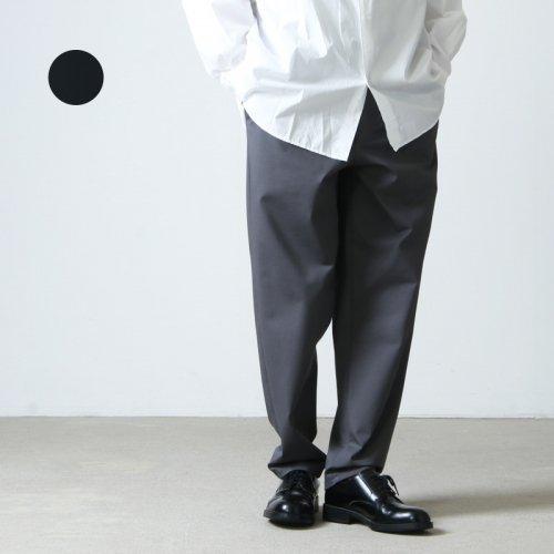Graphpaper (グラフペーパー) Compact Ponte Slim Chef Pants / コンパクトポンチ スリムシェフパンツ