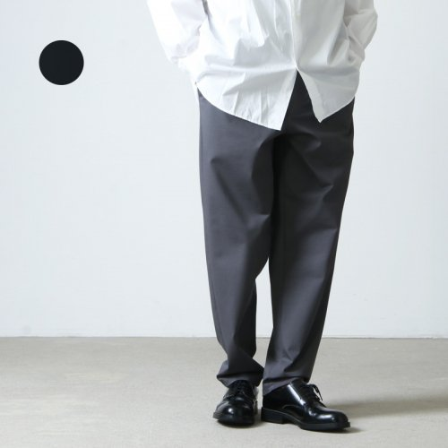Graphpaper (グラフペーパー) Compact Ponte Slim Waisted Chef Pants / コンパクトポンチスリムウェストシェフパンツ