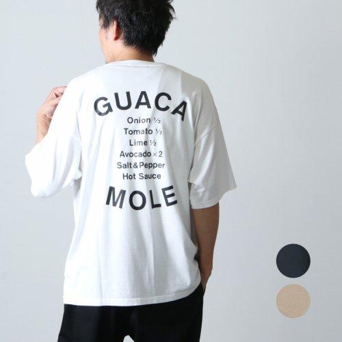 WELLDER (ウェルダー) Wide Fit T-shirt Guaca Mole / ワイドフィットTシャツ ワカモレ