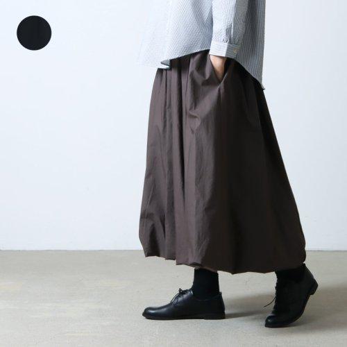 MidiUmi (ミディウミ) balloon SK / バルーンスカート