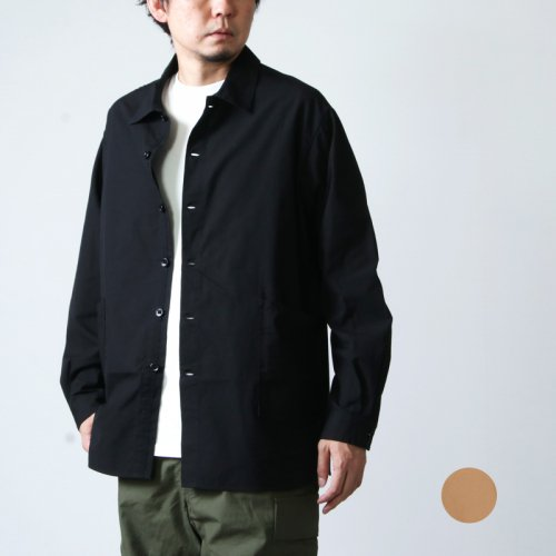 A VONTADE (ア ボンタージ) Gardener Shirt Jacket / ガーデナーシャツジャケット