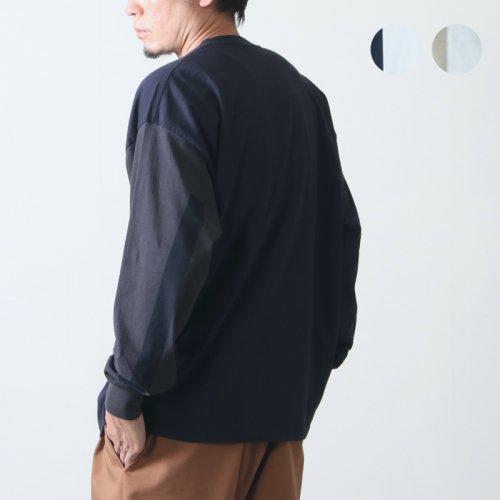 KAPTAIN SUNSHINE (キャプテンサンシャイン) West Coast Long Sleeved Tee / ウェストコーストロングスリーブTシャツ
