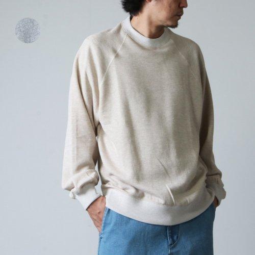 THE NORTH FACE PURPLE LABEL (ザ ノースフェイス パープルレーベル) Pack Field Sweatshirt / パックフィールドスウェットシャツ