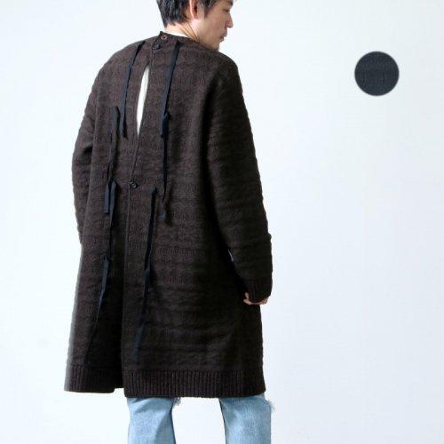 TAKAHIROMIYASHITATheSoloist. (タカヒロミヤシタザソロイスト) crew neck fair Isle medical sweater