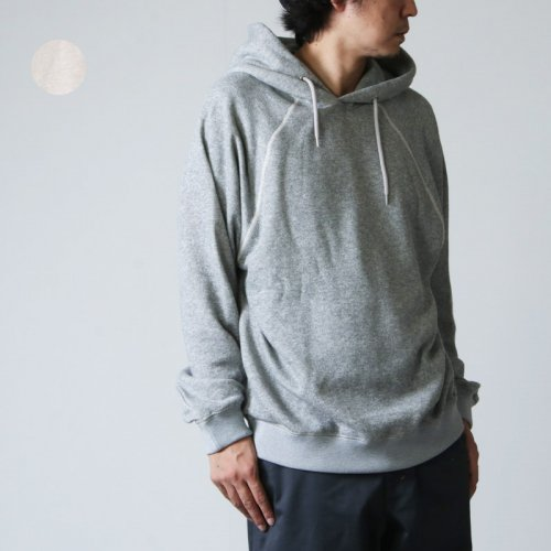 THE NORTH FACE PURPLE LABEL (ザ ノースフェイス パープルレーベル) Pack Field Hooded Sweatshirt / パックフィールドフーディッドスウェット