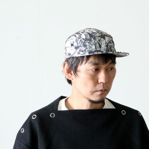 TAKAHIROMIYASHITATheSoloist. (タカヒロミヤシタザソロイスト) jet cap / ジェットキャップ