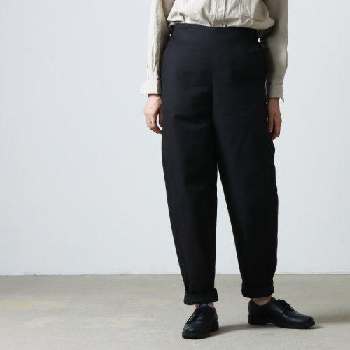 THE HINOKI (ザ ヒノキ) オーガニックコットンチノOSFAパンツ