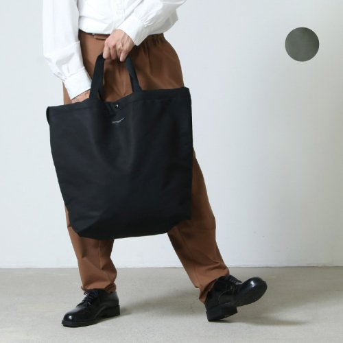 ENGINEERED GARMENTS (エンジニアードガーメンツ) Carry All Tote  - Double Cloth / キャリーオールトート ダブルクロス