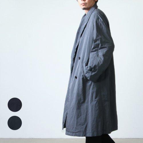Graphpaper (グラフペーパー) Garment Dyed Shop Coat / ガーメントダイ ショップコート