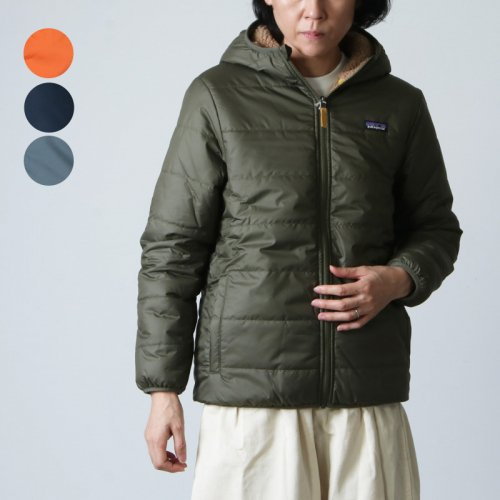 PATAGONIA (パタゴニア) Boys' Reversible Ready Freddy Hoody / ボーイズ リバーシブルレディフレディフーディ