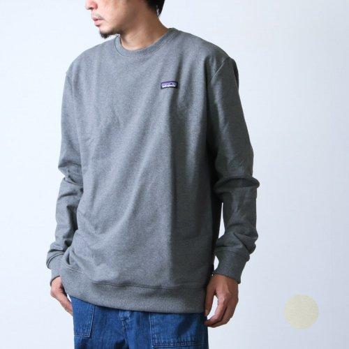 PATAGONIA (パタゴニア) M's P-6 Label Uprisal Crew Sweatshirt / メンズ P-6アップライザルクルースウェットシャツ