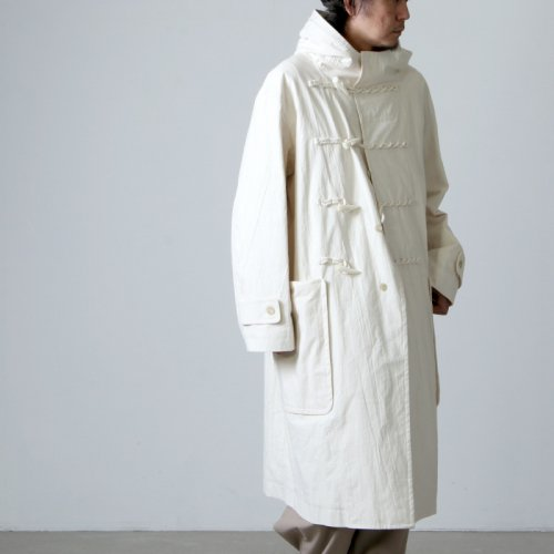 POLYPLOID (ポリプロイド) DUFFLE COAT A / ダッフルコート A
