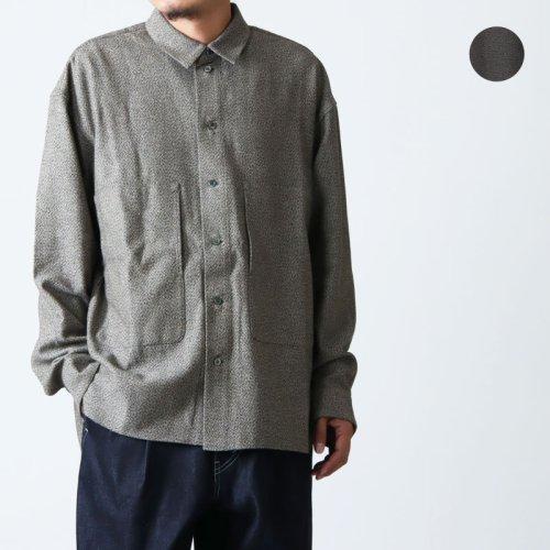 POLYPLOID (ポリプロイド) FIELD SHIRT C / フィールドシャツ C