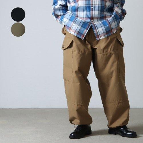 DAIWA PIER39 (ダイワピア39) Loose Stretch 6P Mil Pants / ルーズストレッチ 6ポケットミルパンツ