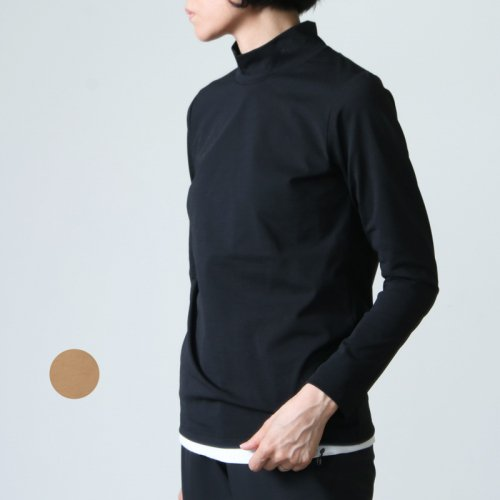 THE NORTH FACE (ザノースフェイス) L/S Airy High Neck Tee / ロングスリーブエアリーハイネックティー