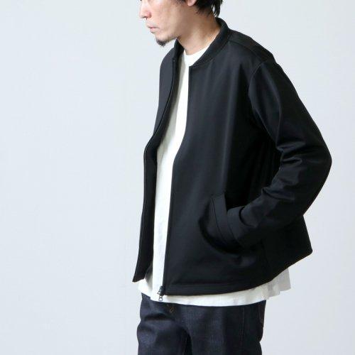 Jackman (ジャックマン) Jersey Varsity Jacket / ジャージーヴァーシティーコート