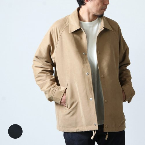 A VONTADE (ア ボンタージ) Elaborate Coaches Jacket / エラボレイトコーチジャケット