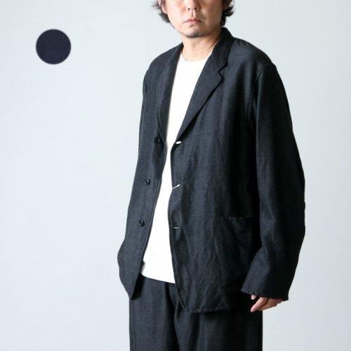 COMOLI (コモリ) ウールシルク ジャケット